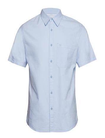 Calvin Klein Jeans Oxford Ckj Reg Non Stretch Ss Sininen