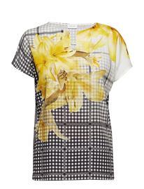 Gerry Weber T-Shirt Short-Sleeve Keltainen