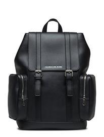 Calvin Klein Smooth Essentials Backpack 45 Musta
