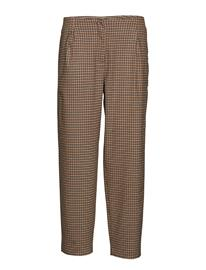 Selected Femme Slfmargery Mw Ankle Pant B Ruskea