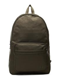 Fred Perry Tipped Backpack Vihreä