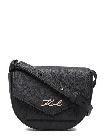 Karl Lagerfeld bags Karry All Bumbag Musta