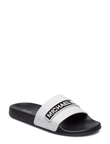 Michael Kors Shoes Demi Slide Musta