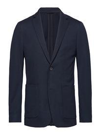 Calvin Klein Unconstructed Jersey Blazer Sininen
