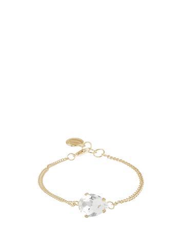 SNä– of Sweden Birgit Chain Brace G/Clear Kulta