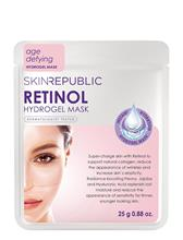 Skin Republic Retinol Hydrogel Face Mask Sheet Oranssi