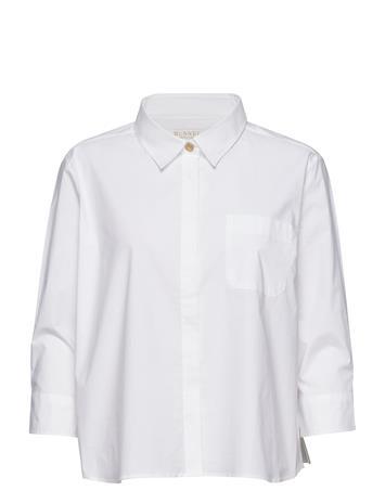 BUSNEL Lanouä©E Shirt Valkoinen