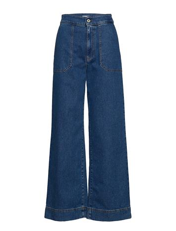 Cathrine Hammel Denim Sailor Pants Sininen