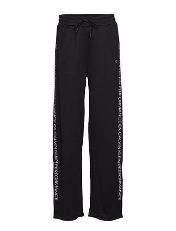 Calvin Klein Performance Knit Pants Musta