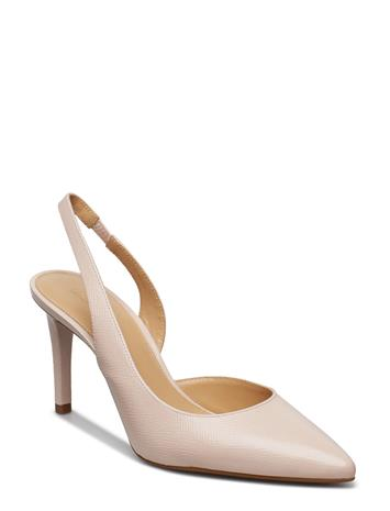Michael Kors Shoes Lucille Flex Sling Beige