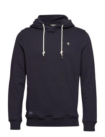 Morris Brad Hood Sweatshirt Musta