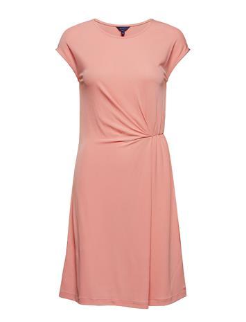 GANT O2. Waist Detail Dress Vaaleanpunainen
