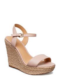 Michael Kors Shoes Jill Wedge Beige