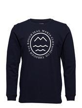 Makia Sight Light Sweatshirt Sininen