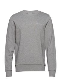 Calvin Klein Chest Embroidery Sweatshirt Harmaa