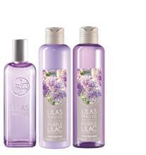 Yves Rocher Setti - Purple Lilac, EdT, Suihkugeeli, Vartaloemulsio