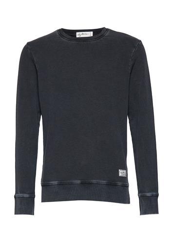 I dig denim Jean Sweater Musta