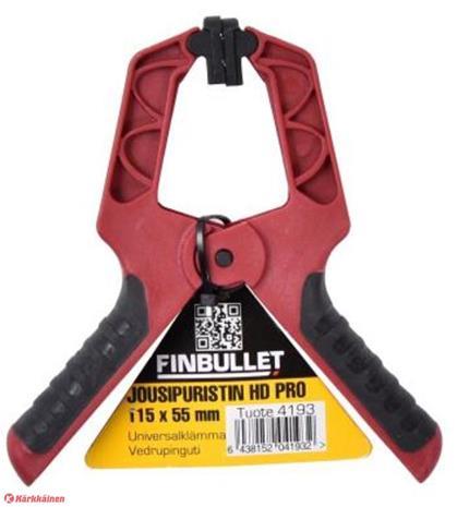 Finbullet hd pro 115x55mm jousipuristin