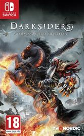 Darksiders Warmastered Edition, Nintendo Switch -peli
