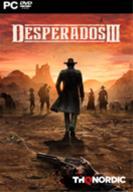 Desperados 3 (III), PC -peli