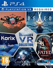 The Ultimate VR Collection, PS4 -pelikokoelma