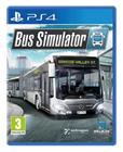 Bus Simulator, PS4 -peli