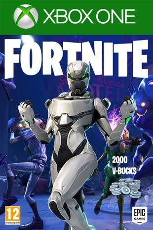 Fortnite + Eon Skin + 2000 V-Bucks + Save the World, Xbox One -peli