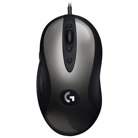Logitech MX518 Gaming-Grade Optical Mouse, langallinen hiiri