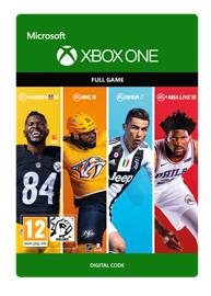 EA Sports 19 Bundle, Xbox One -pelikokoelma
