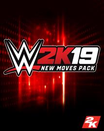 WWE 2K19 - New Moves Pack, PC -peli