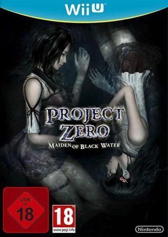 Project Zero: Maiden of Black Water Limited Edition, Nintendo Wii U -peli