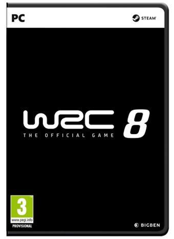WRC 8 World Rally Championship, PC-peli