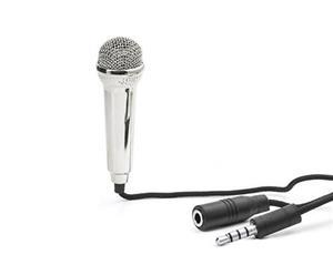 Minikaraokemikrofoni kännykkään