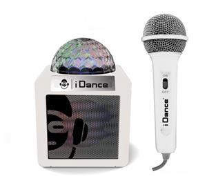 iDance Sing Cube 100, karaokesetti