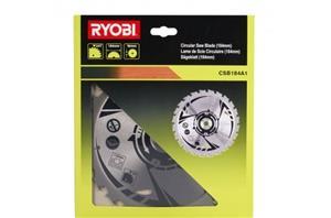Ryobi CSB184A1 184mm, pyörösahanterä