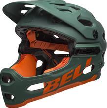 Bell Super 3R MIPS Pyöräilykypärä , vihreä