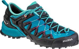 Salewa Wildfire Edge Miehet kengät , sininen/musta