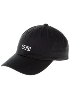 Vans Curved Bill Jockey Cap black