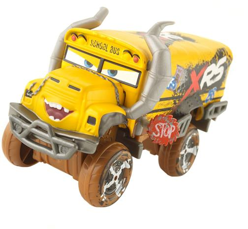 Disney Cars XRS Mud Racing Leluauto, Neiti Fritteri