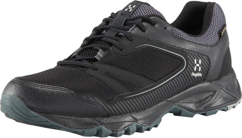 Haglöfs Trail Fuse GT Miehet kengät musta 5a762a20ae