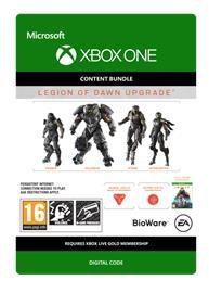 Anthem: Legion of Dawn Upgrade, Xbox One -peli