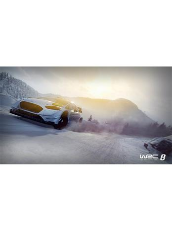 WRC 8 World Rally Championship, Nintendo Switch -peli