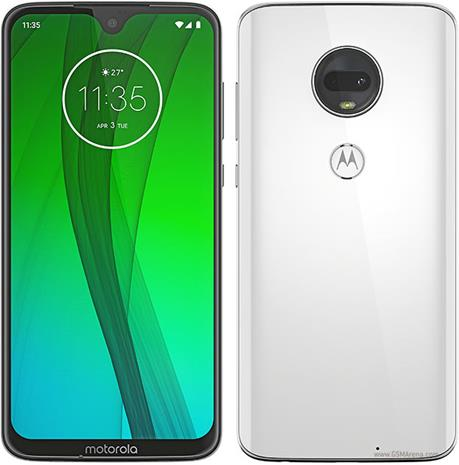 Motorola Moto G7, puhelin