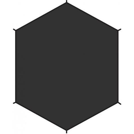 Fjällräven Dome 3 footprint