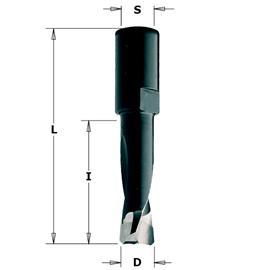 Jyrsin Domino CMT; S=M8 ; D=12 mm