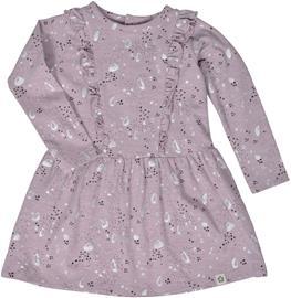 PAPFAR - SLUB Jersey AOP Girls Dress