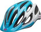 Bell Coast MIPS Naiset Pyöräilykypärä , sininen/valkoinen