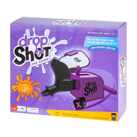 Drop Shot Juomapeli