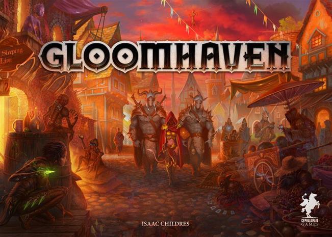 Gloomhaven, lautapeli