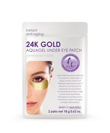 Skin Republic - Gold Aqua Under Eye Patches